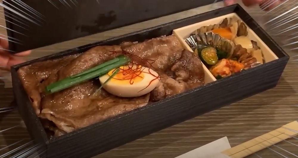 近江牛サーロインを堪能できるお弁当!名古屋市「近江牛 炭火焼 太郎也」
