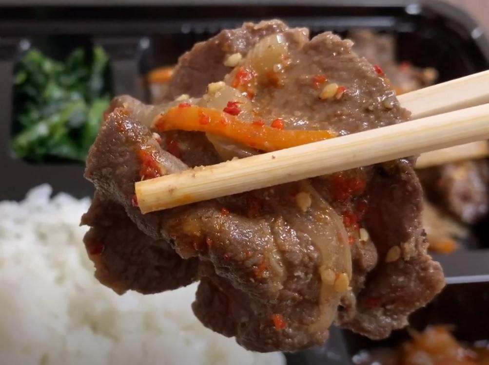 和牛を惜しげもなく使用した絶品焼肉弁当!名古屋駅「焼肉 夜桜」