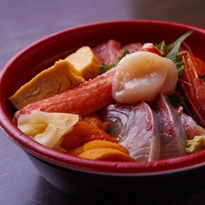 【テイクアウト】海鮮丼